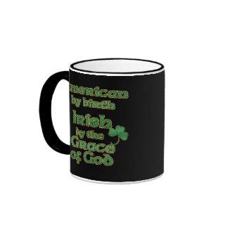 Irish American Joke Mugs #1