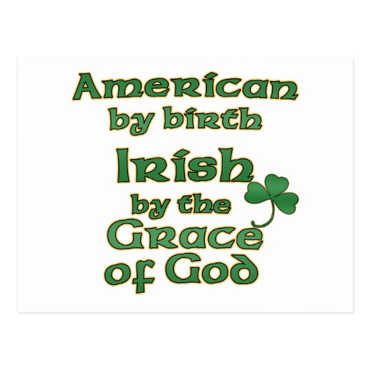 Irish American Joke Postcards