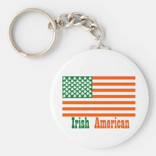 Irish American Keychains
