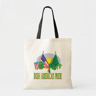 Irish American Pride Canvas Bags