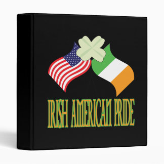 Irish American Pride Binders