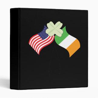 Irish American Pride 3 Ring Binders