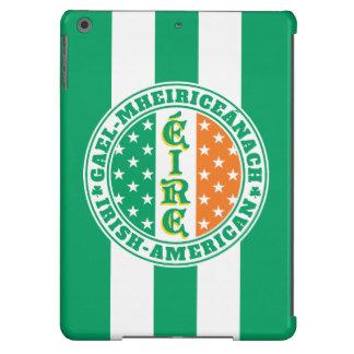Irish American Pride Éire Flag iPad Air Case