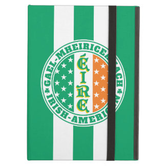 Irish American Pride Éire Flag iPad Air Cover