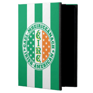 Irish American Pride Éire Flag Powis iPad Air 2 Case