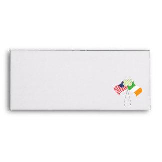 Irish American Pride Envelopes