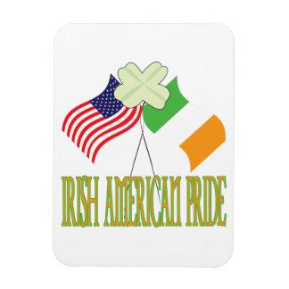 Irish American Pride Magnet