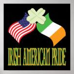 Irish American Pride Print