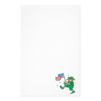 Irish American Pride Stationery Design