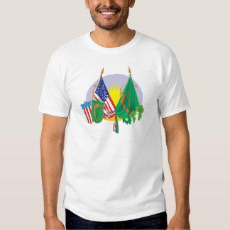 Irish American Pride T Shirts