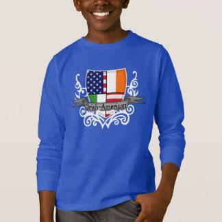 Irish-American Shield Flag T-Shirt
