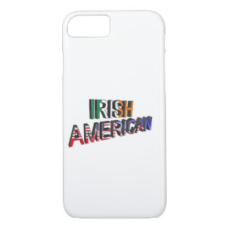 Irish-American Text for iPhone-7-Barely-There iPhone 7 Case