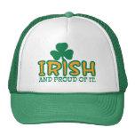 Irish and Proud of It Mesh Hat
