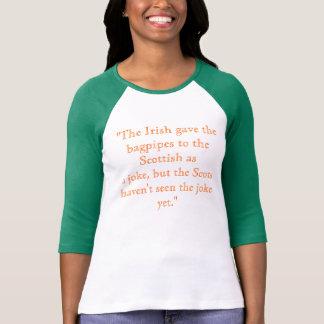 Irish and Scots T Shirt