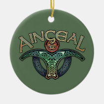 Irish Angel Pendant/Ornament