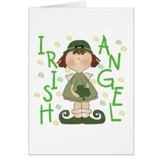 Irish Angel T-shirts and Gifts Card