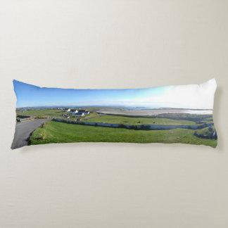 Irish Aran Islands Ireland Body Pillow