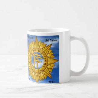 Irish Army badge for classic mug