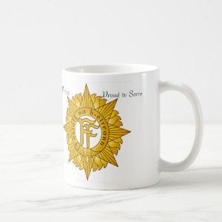 Irish Army badge for mug