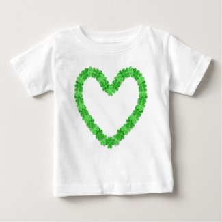 Irish at Heart Baby T-Shirt