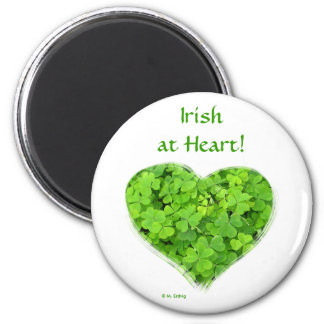 Irish at Heart Magnet