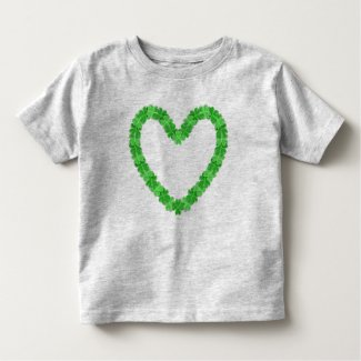Irish at Heart Toddler T Toddler T-shirt