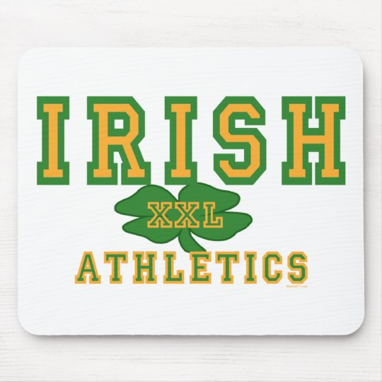 Irish Athletics Mousepad
