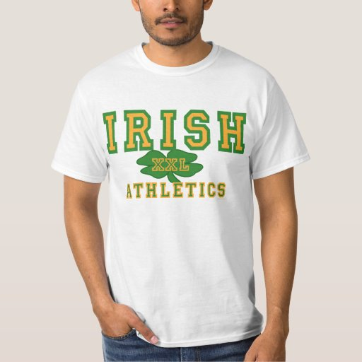 Irish Athletics Shirts