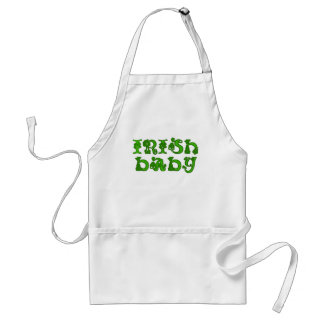 IRISH BABY ADULT APRON