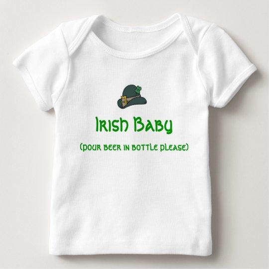 Irish Baby Baby T-Shirt