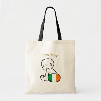 Irish Baby Canvas Bag