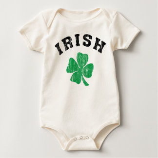 Irish Baby Bodysuit