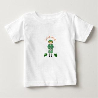 Irish Baby Boy - Irish Lad Baby T-Shirt