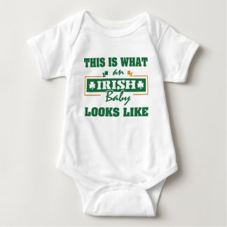 Irish Baby design T Shirts