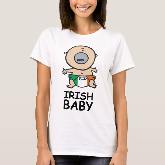 Irish Baby T-Shirt