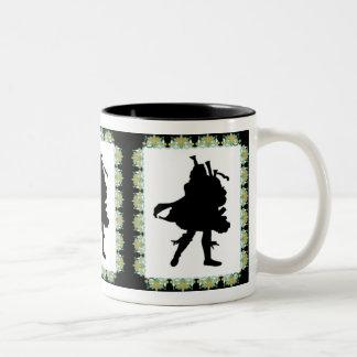 Irish Bagpipes Mug