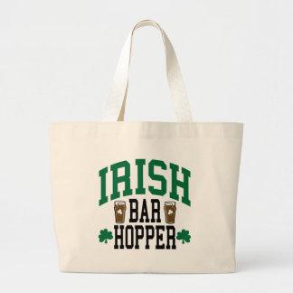 Irish Bar Hopper Canvas Bags