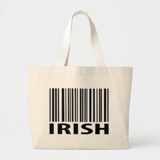 irish barcode bags