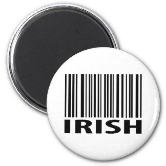 irish barcode refrigerator magnets