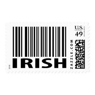 irish barcode postage