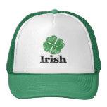 Irish Baseball Cap Mesh Hats