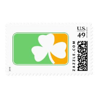 Irish Baseball Stamp
