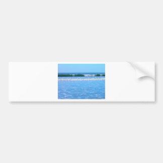 Irish Beach Bumper Sticker
