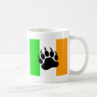 Irish Bear Pride Coffee Mug