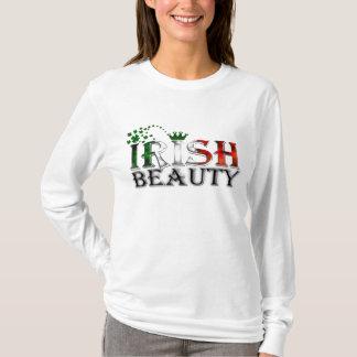 Irish Beauty Ladies Long Sleeve/Hoodie/Shirt T-Shirt