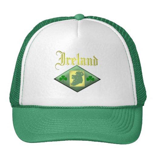 Irish Beauty. Mesh Hats