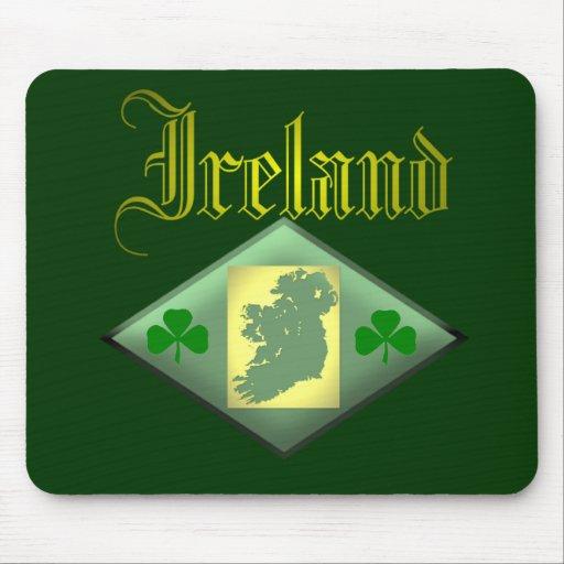 Irish Beauty. Mouse Pad