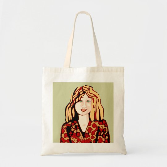 Irish beauty tote bag