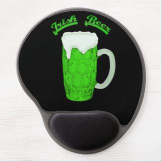 Irish Beer #1 Gel Mouse Pad