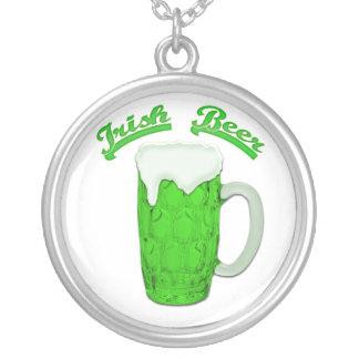 Irish Beer #1 Necklace